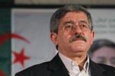 Algérie: l'ex-Premier ministre Ouyahia entendu dans des dossiers de fraudes