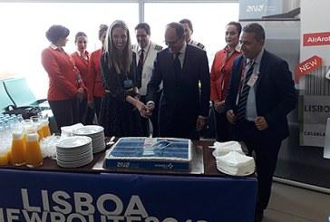 Portugal: Air Arabia Maroc inaugure son vol Lisbonne/Casablanca