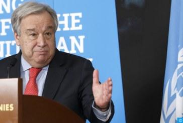 L'Appel d'Al-Qods s'inscrit en droite ligne de la position du SG de l'ONU
