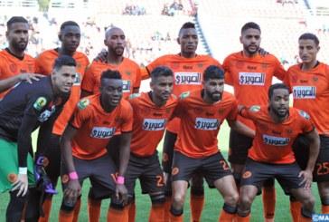 CAF CC: Berkane s'impose 2-0 au Kénya et fait un pas vers le carré final