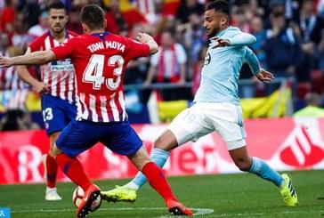 Boufal, meilleur dribbleur de La Liga devant Messi