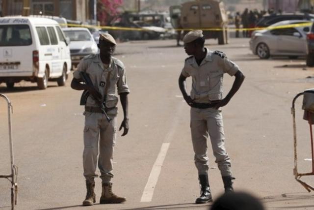 Au moins cinq morts dans une attaque d'une église au Burkina Faso