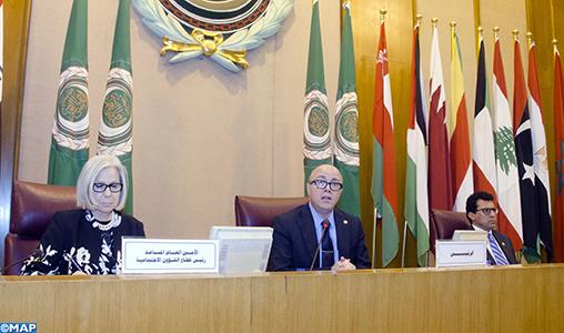 Caire: le Maroc préside le 42è conseil des ministres arabes de la jeunesse