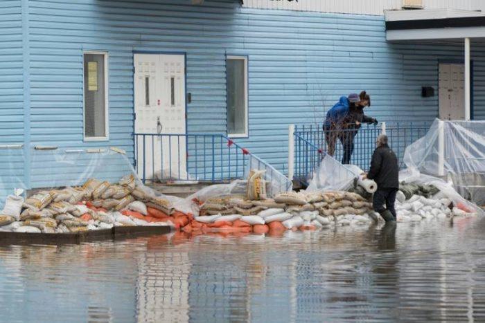 Inondations au Canada: quelque 600 militaires déployés dans les zones les plus à risque