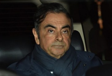 """Ghosn retourne en prison et dénonce une """"arrestation révoltante"""""""