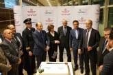Vol inaugural de la nouvelle ligne direct Casablanca-Amman