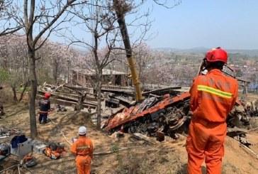 Chine: 6 morts dans le déraillement d'un train