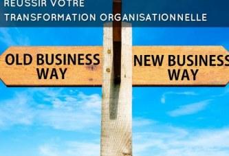 Entreprise : Conférence sur la réussite de la transformation organisationnelle