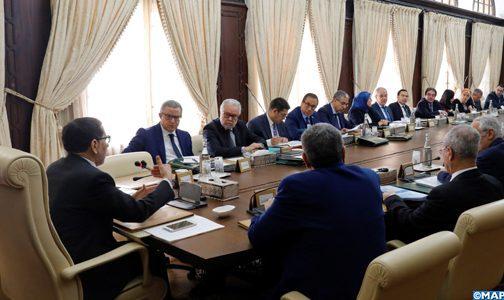 Conseil-Gouvernement
