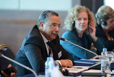Beyrouth: Tenue de la 68è réunion des gouverneurs du Conseil mondial de l'eau