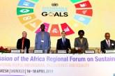 Le Maroc élu président du Forum Régional Africain sur le Développement Durable