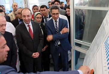 Tanger: Doukkali donne le coup d'envoi d'une série de projets de santé