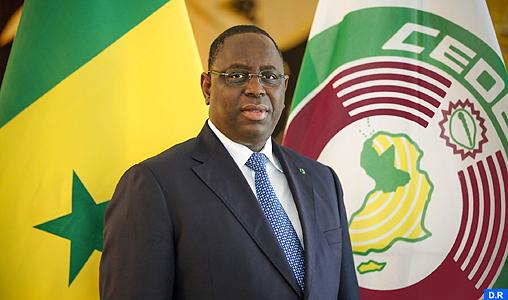 El Malki représente SM le Roi à l'investiture du président sénégalais