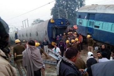 Inde: Au moins 13 blessés dans le déraillement d'un train dans le nord