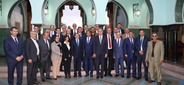 La CGEM signe un Accord social avec le Gouvernement et les Partenaires sociaux