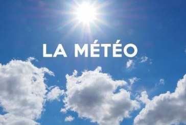 La Météo du lundi 15 juillet 2019