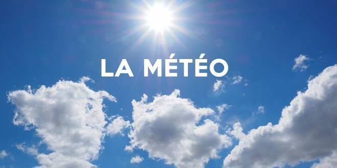 La Météo du mardi 25 juin 2019