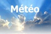 La Météo du lundi 27 mai 2019