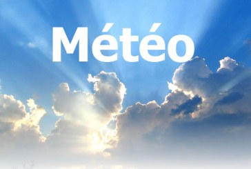 La Météo du mardi 18 juin 2019