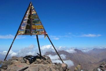 Le mont Toubkal dans le top 10 des meilleures destinations de randonnée au monde
