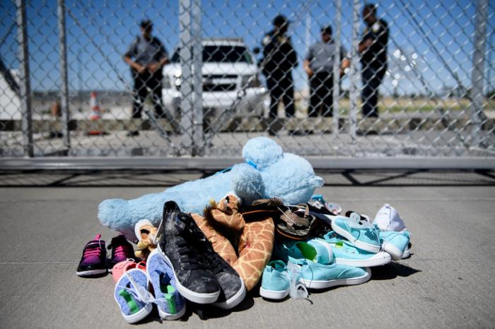 Au moins 1.300 migrants s'échappent d'un centre de rétention dans le Mexique