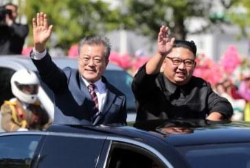 Corées: Moon favorable à un quatrième sommet intercorées