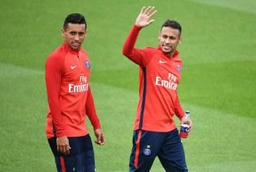 PSG: Neymar de retour à l'entraînement