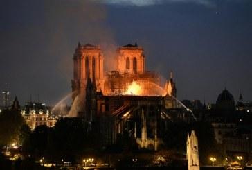 Les mosquées de France soutiennent Notre Dame de Paris