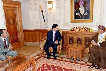 Message de SM le Roi Mohammed VI au Sultan d'Oman