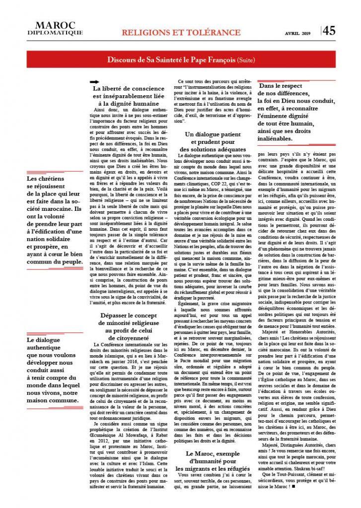 https://maroc-diplomatique.net/wp-content/uploads/2019/04/P.-45-Discours-Pape-2-727x1024.jpg