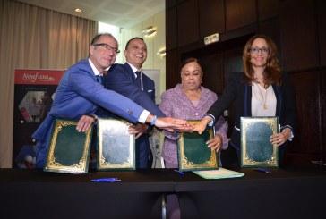 Casablanca : Signature d'une convention-cadre au profit des réfugiés au Maroc