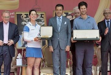 Golf : SAR le Prince Moulay Rachid préside la Cérémonie de remise des prix