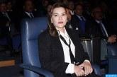 """SAR la Princesse Lalla Hasnaa préside l'inauguration de l'exposition """"Les couleurs de l'impressionnisme: chefs d'oeuvre des collections du Musée d'Orsay"""""""