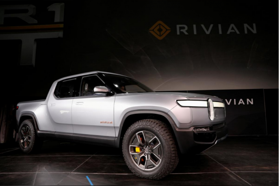 voiture Rivian