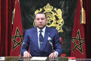 SM le Roi adresse un message au Sommet extraordinaire de la Communauté des Etats sahélo-sahariens