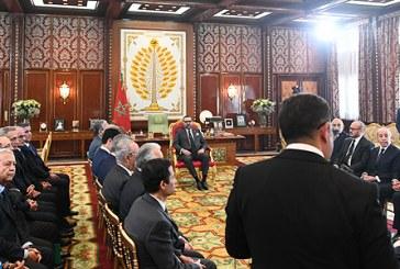 SM Le Roi Mohammed VI préside une séance consacrée à la promotion du secteur de la formation professionnelle