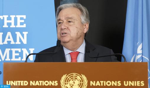 La main tendue par le Maroc à l'Algérie mise en exergue dans le rapport de Guterres