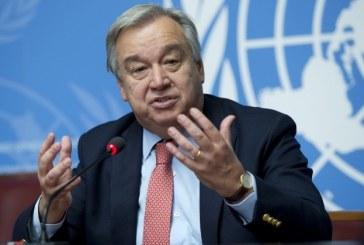 Guterres met en exergue les investissements du Maroc dans ses provinces du sud