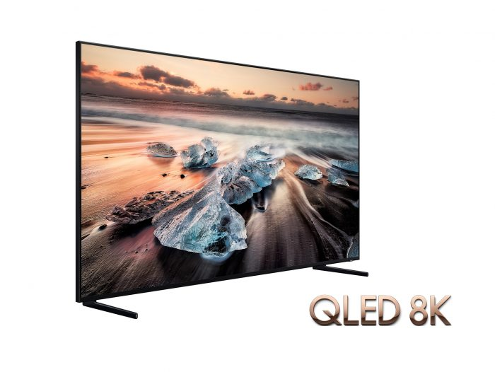 Samsung QLED 8K and 4K TVs will be available from May