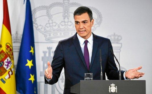 Elections du 28 avril en Espagne: Sanchez plaide pour une large mobilisation