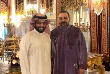 Turki Al Sheikh propose que la deuxième édition de la Coupe arabe des clubs porte le nom de SM Mohammed VI qui a donné son accord