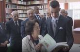 SAR le Prince Héritier Moulay El Hassan préside à Salé la cérémonie d'inauguration de la frise chronologique de la Fondation Abou Bakr El Kadiri
