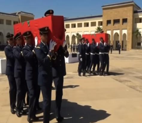 obsèques des aviateurs