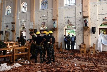 "Sri Lanka: Les attentats commis ""en représailles à Christchurch"" selon l'enquête"