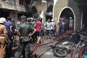 Série d'explosions au Sri Lanka: le bilan grimpe à 156 morts dont 35 étrangers