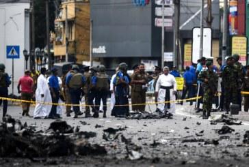 Daech revendique les attentats au Sri Lanka