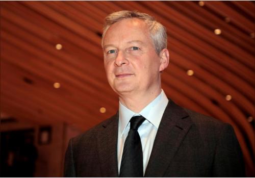 La France ne participe pas à la «croisade» contre les États-Unis avec la taxe numérique