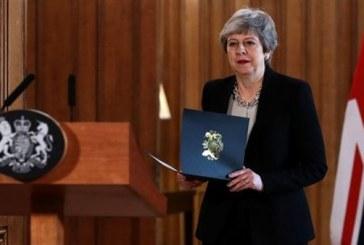 Brexit: Theresa May demande à l'UE un nouveau report jusqu'au 30 juin