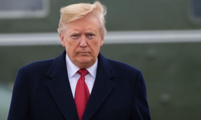 Immigration: Trump se dit prêt à fermer la frontière avec le Mexique