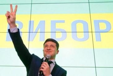 Ukraine: Volodymyr Zelensky remporte largement la présidentielle
